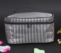 Lunch box type cosmetic bag handbag receive packets 9397 small bag of easy to carry out