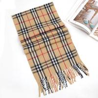 New Fashion Cashmere  male  Men women's cashmere muffler  plaid  british style autumn and winter Scarf