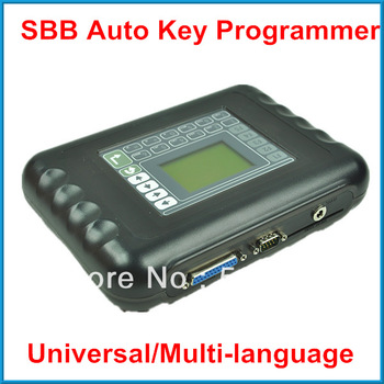 DHL Free Shipping 2013 Top-rated Multi-language Car diahnostic tool 2013 SBB Programmer Auto Key Programmer