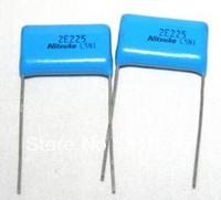 Film Capacitor   Nitsuko L5N1 2.2uF 250v OFC 6x15x23