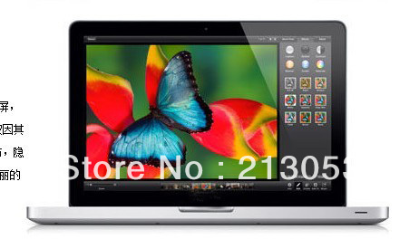 free shipping world famous 15.4 inch super Computer Laptop Notebook PC(China (Mainland))