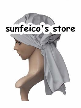 DHL FREE SHIPPING~20pcs/lot~( Size:122CM*50CM ) Unisex Head Hip Hop Headband Turban Hood Bandana Head Scarf Headwrap Hat Cap