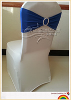 free shipping royal blue  spandex band for weddings