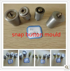 free fee metal snap button mould plastic snap button dies sprong snap button mold ,eyelets ,rivet mould for handmade machines(China (Mainland))