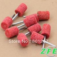 10Pc Red Nylon Polishing Wheel / Polishing pad For Dremel Die Grinder-Rotary Tools