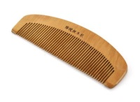 traditional cherry wood comb (ZM-8411)