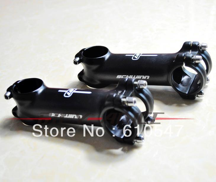 Wholesale SCHWINN SI Aluminum alloy Stem bicycle Stem MTB Stem bicycle bike parts Length 110*31.8mm(China (Mainland))