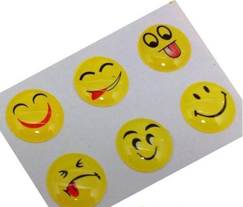 (50sets+Free shipping) nice cartoon Home button sticker for iphone 4 4S 3G 3GS ipod touch 4 with Retail package(China (Mainland))