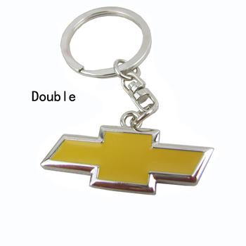 CHEVROLET auto supplies CHEVROLET emblem keychain , CHEVROLET emblem , keychain