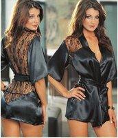 Сексуальная ночная сорочка set.free size.sleepwearunderwear, W1214