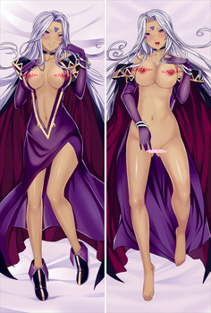 Free Shipping Anime Dakimakura hugging pillow case: Urd , Ah! My Goddess, WS006