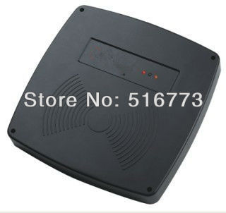 RFID 125 KHz,Waterproof ,Long distance EM card reader ( 80~100CM ) with wiegand 26 GB-R008(China (Mainland))