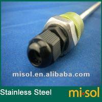 probe of temperature sensor for water tank, sensor tube for solar water heater