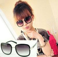Popular design Square metal plate sunglasses women's sunglasses 2148 23 12pcs/lot Free shipping