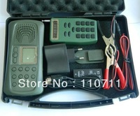 Wholesale 20pcs/lot 2012 Newest MP3 sounds hunting bird caller with ON/OFF timer and remote controller CP-387