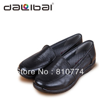 Hot-selling genuine leather comfortable mother plus size casual maternity shoes