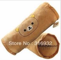 J2 Super cute cylinder rilakkuma plush pillow 55cm ,plush toys,high quality, 1pc