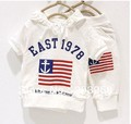 Baby suit Sport suits Casual Hooded T-shirt+Shorts children short sleeve shirt pant clothing set