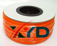 Makerbot/reprap/mendel/UP 3D printer  PLA  Orange 3mm 1kg(2.2lb) filaments