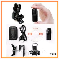 Wholesale Sports Video Camera MD80 Mini DVR Camera Recorder Free shipping
