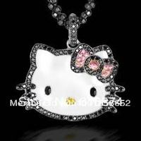 wholesale,Free Shipping,hello kitty jewelry wholesale, hello kitty jewelry cheap with free jewelry gift -HT-1095