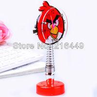 Wholesale  4pcs/lot Free shipping   Fashion   style creative design  Big Birds spring alarm clock