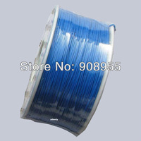 1000ft 305M BLUE PCB Solder 0.25mm Tin Plated Copper Cord Dia Wire-wrapping Wire BLUE 30AWG DIY kit