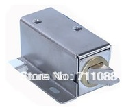 Free shipping 12V cabinet lock / electronic lock electric lock (12V bevel latch) file cabinet storage cabinet dedicated