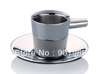 Top Sell 4sets/lot coffee cup set-coffee cup-bar ware-65ml