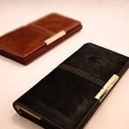 NEW!Women's long design wallet genuine leather horse hair purse advanced  fashion lady vintage bag coin bag day clutch