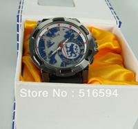Good gift,football Chelsea fans men's watch,soccer team men's wristwatch,women's sport digital watch,Diametre 4cm,10ps