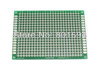 10 Pcs/Lot 5CM X 7CM Double Side Printed Circuit Board Blank Protoboard PCB Soldering