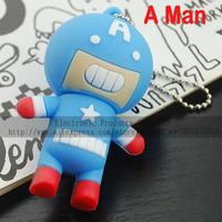 retail genuine 2G/4G/8G/16G/32G A Knight usb drive pen drive usb flash drive memory Free shipping+Drop shipping