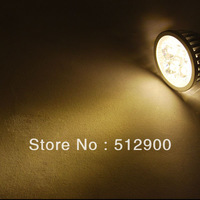 100pcs/lot New Desgin Chip CREE LED lamp MR16/GU10/E27/GU5.3 12W 4x3W Dimmable Led Light Lamp Spot light led bulb DHL Free