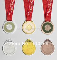Custom medal lanyard polyester  medal lanyard printing medal  lanyard silk printing lanyard lowest price