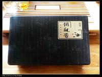 Fujian anxi tieguanyin tea fragrance of fresh tea advanced box pack quality goods