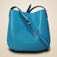Cigg genuine leather women's handbag 2013 genuine leather messenger bag women's bags 829
