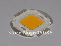 100w led high power led cob light,DC30-36v,3500mA,35mil epistar chips layout 10x10,light source for projection lamp!10pcs/lot !