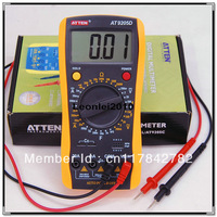 ATTEN AT9205D Digital Multimeter AC/DC Resistance Capacitance 3.5 Digits 1000V