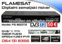 dvb t2 set top box Russia Thailand HD dvb-t2 tuner  compatible with DVB-T support multiple PLP, dvb t2 receiver HDMI+RCA+USB