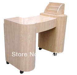 Beauty nail salon table and manicure table with fan Model: E007(China (Mainland))