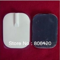 Wholesale 20pcs/lot 4*6CM Self Adhesive Large Electrodes pad ,tens electrode pads for tens massage or Slimming Massage