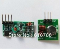 super-regenerative module wireless transmitter module burglar alarm transmitter receiver 433 frequency in stock,free shipping