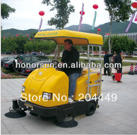 HS-E800L/Hot sell electric small street sweeper /small road sweeper