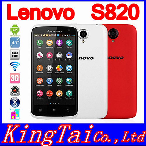 "Lenovo A789 Support Russian MTK6577 Android 4.0 os 512MB+4GB 4.0""WVGA Capacitance Screen GPS(IGO) 3G cell phone(China (Mainland))"