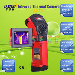 Handheld IR Infrared Thermal Imager Imaging Camera 80x60 2.5&#39;&#39; TFT LCD UTi80(China (Mainland))