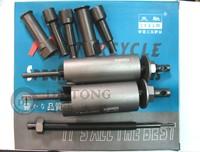 Bearing Puller Remover For Scooter Motorcycyle ATV Yamaha Honda Suzuki Automobile Bearing take-off Repair Tools + Free Shipping