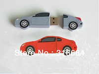 Free HK post air mail top selling fashion car  flash drive 1GB/2GB/4GB/8GB/16GB flash usb drive memory disk