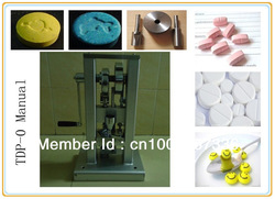 single punch manual tablet press pill press machine+ 2 sets of molds! 999USD Total! 2 sets of molds are free! Saving 400USD(China (Mainland))