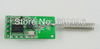 HC-11 433MHz wireless RF serial UART module CC1101 5V 3V AT command  10PCS